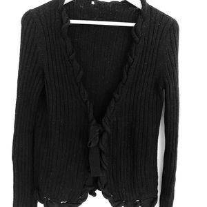 Sweaters - 🇮🇹 Italian 100% Marino wool cardigan 🇮🇹